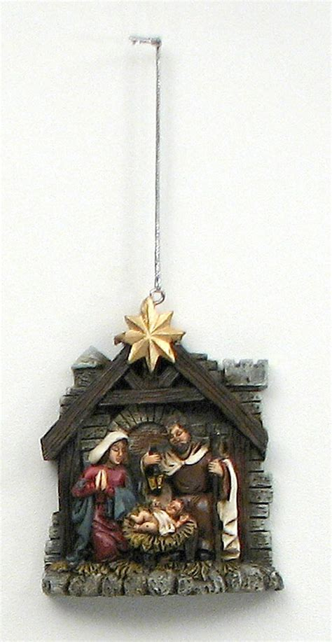 nativity ornament wholesale drop ship