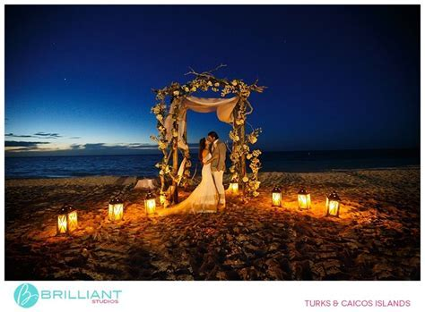 Best 25  Night beach weddings ideas on Pinterest