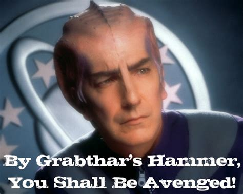 by grabthars hammer galaxy quest to become tv show by grabthar s hammer sci fi geek pinterest