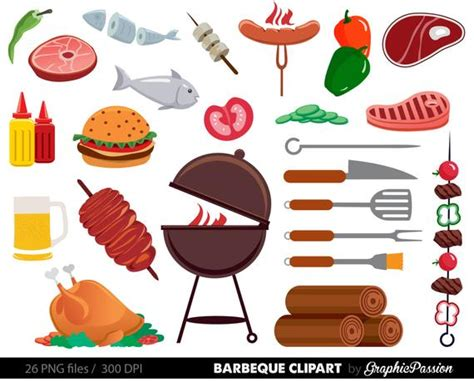 cookout clipart bbq clipart cookout clipart barbeque clipart food