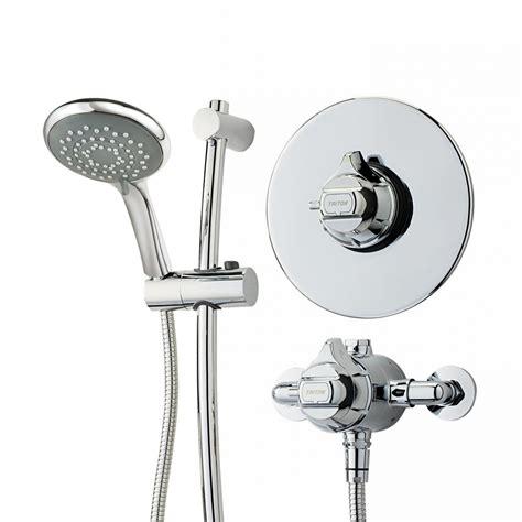 Triton Mixer Shower dart concentric mixer shower triton showers