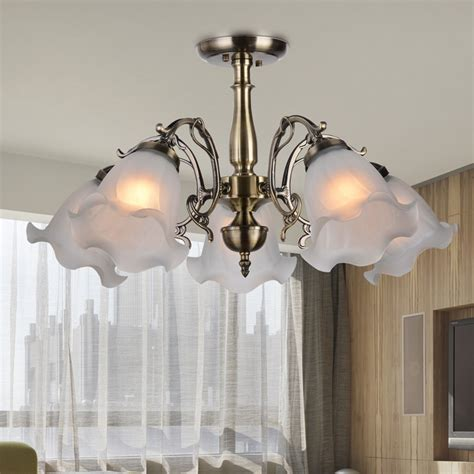 Low Hanging Ceiling Lights Cheap European Semi Hanging Ceiling Light Low Floor Ceiling Minimalist Dining Room Den