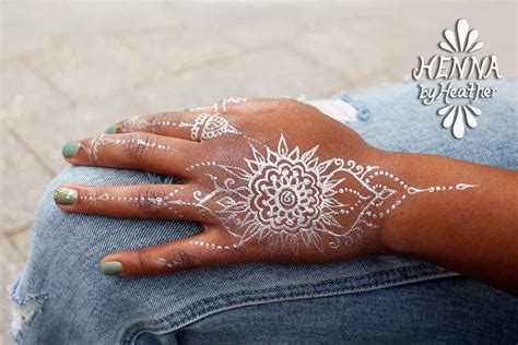 white henna hand tattoo designs henna by boston and providence area mehndi