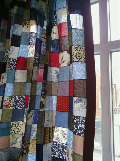 Patchwork Curtains Uk - 1000 ideas about patchwork curtains on beaded