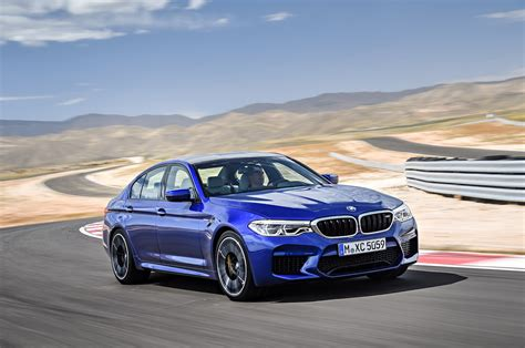 bmw m5 refreshing or revolting 2018 bmw m5 motor trend