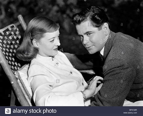 A Stolen bette davis glenn ford a stolen 1946 stock photo