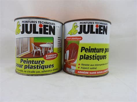 Peinture Pour by Peinture Pour Plastiques Julien 0 5l Julien G Peint
