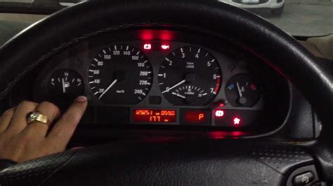 dashboard bmw e46 bmw 323i e46 dashboard test