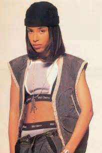 Aaliyah s style influence still seen on streets coogi amp chanel