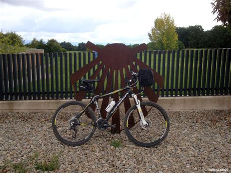 camino de santiago in bici el camino de santiago en bicicleta camino en bici