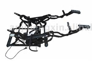 sofa recliner mechanism photo detailed about sofa