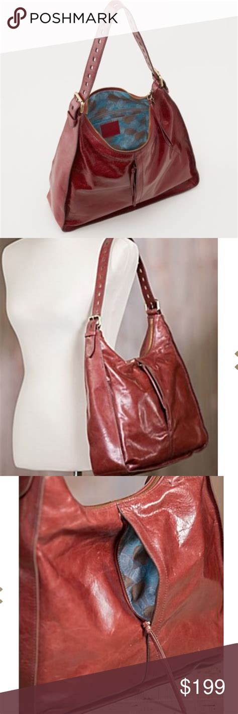 Could This Zip Shoulder Bag From Bulga Be The Next It Bag by Hobo Marley Bag In Mahogany Leather Soft Leather