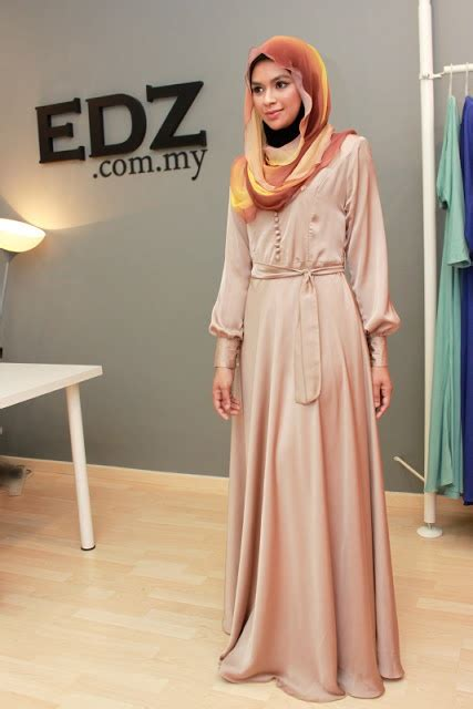 Gamis Pesta Laudya Chintya kate dress for bridesmaids or any special occasions