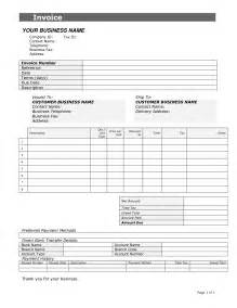 Tax Invoice Template Word by Tax Invoice Template Microsoft Word Best Business Template