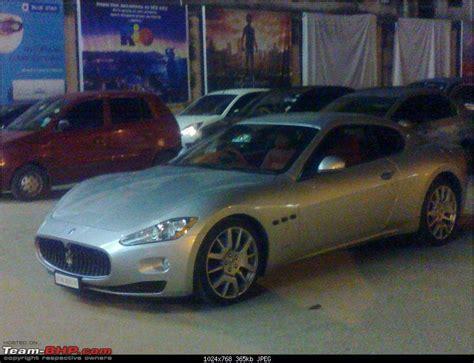 maserati chennai supercars imports chennai page 305 team bhp
