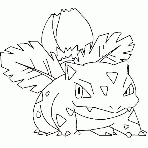 pokemon coloring pages ivysaur pokemon pictures picture tags ivysaur free pokemon