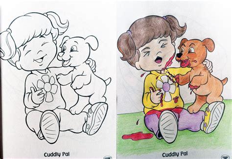 coloring book corruptions coloring book corruptions defacing adorable coloring