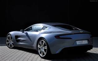 2010 Aston Martin One 77 2010 Aston Martin One 77 Widescreen Car Image 16