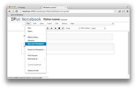 github tutorial for python ipython tutorial