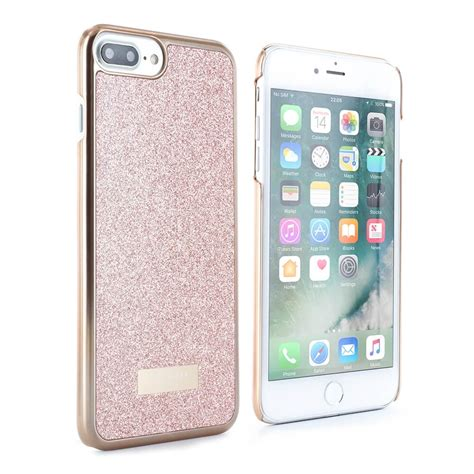 Casing Hp Iphone 7 Gold Supply Co Custom Hardcase Cover ted baker glitter shell for iphone 8 plus 7