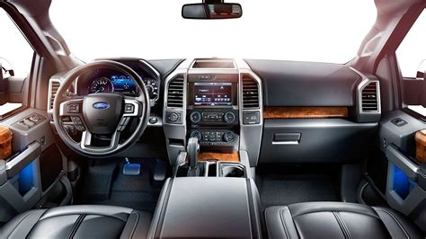 F 150 Interior by Ford 2015 Ford F 150 Interior
