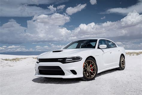 hellcat jeep white 204 mph charger hellcat officially priced at 64 990 cars