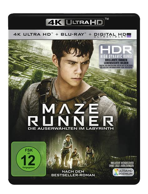 Bluray Maze Runner Part 1 2 6 fox uhd to be released in germany on april 7 forum