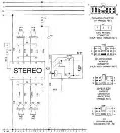 jeep tj stereo wiring diagram tj free printable