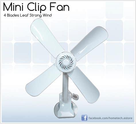 clip on electric fan clip fan table fan 4 blades leaf student fans electric