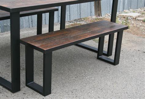 reclaimed teak dining bench set sanya bench set combine 9 industrial furniture modern dining set