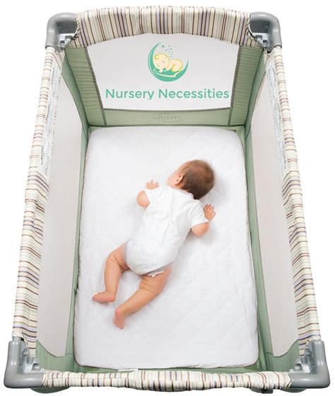 Portable Crib Mattress For Pack N Play by 57 1 Best Pack N Play Waterproof Mattress Pad