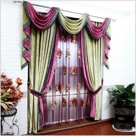decorative curtain designer curtain manufacturer