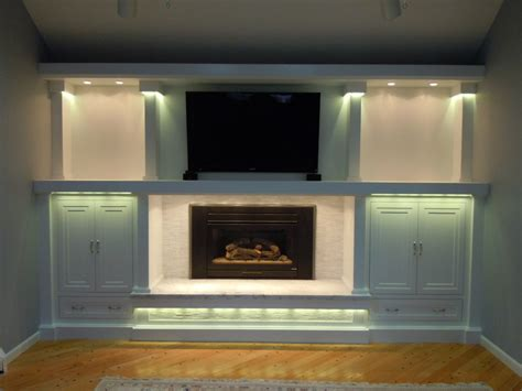 entertainment center with lights lb4 x6 di series led light bar rigid led linear light