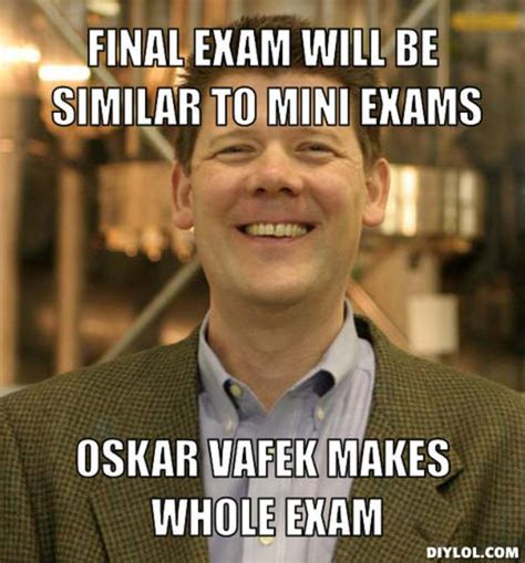 Exam Meme - final exams are over quotes quotesgram