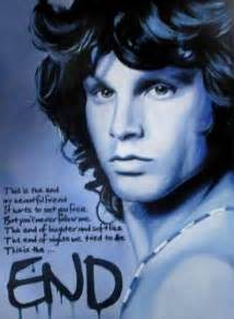 quot the end quot the doors song lyrics