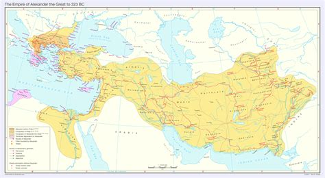 the great empire the empire of the great to 323 bc by