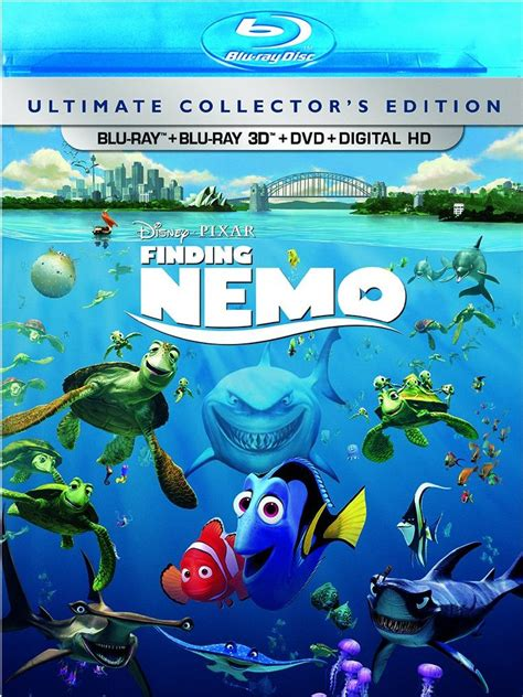 Cober Stopl Nmax Nemo finding nemo dvd release date november 4 2003