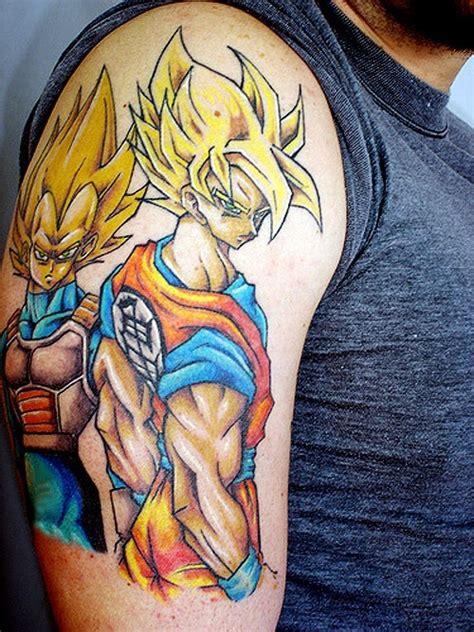 imagenes de goku tatuajes los mejores tatuajes de dragon ball z modaellos com