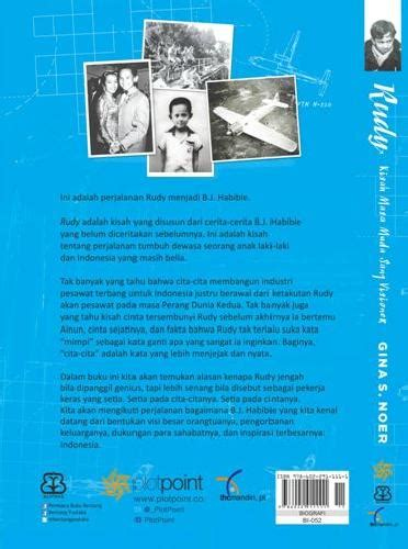 Rudy Kisah Masa Muda Sang Visioner S Noer bukukita rudy kisah masa muda sang visioner