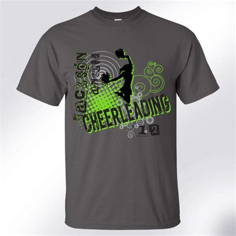 Cheerleading T Shirts And Designs Pro Tuff Decals Cheerleading T Shirt Designs Templates