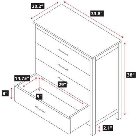 standard dresser with mirror dimensions dresser dimensions bestdressers 2017