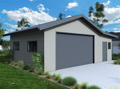 Shed And Garages by Sheds And Garages With Eaves Sydney Ranbuild Sydney