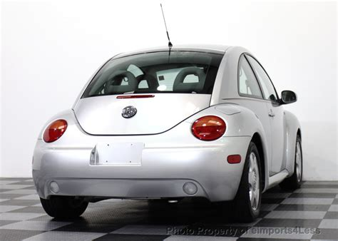 2001 volkswagen new beetle 2001 used volkswagen new beetle glx turbo coupe at