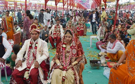 Mass Marriage Records Mass Marriage Of Single Community India Book Of Records