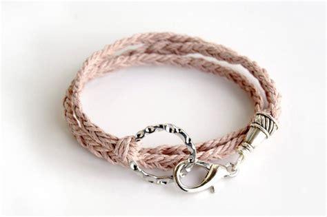 hemp bracelet with diy hemp bracelet 183 how to make a rope bracelet 183 jewelry