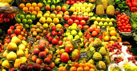 n fruit or vegetable fruits and their health benefits