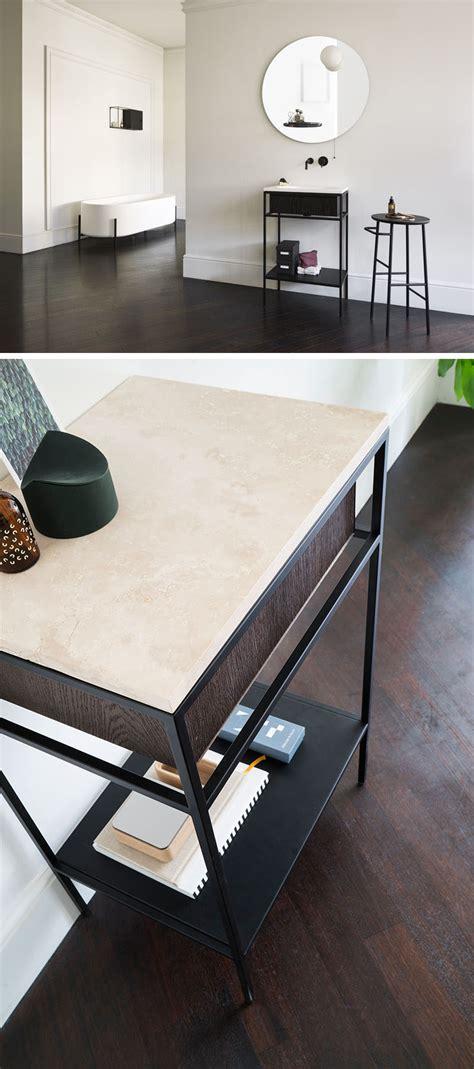 Minimalist Bathroom Vanity Norm Architects Collection Of Minimalist Bathroom Consoles Theydons Lifestyle