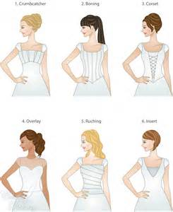 wedding dress bodice selection fit and cut lds wedding