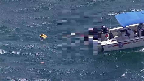 boat accident buoy 10 victims survivor of capsized boat off dania beach identified