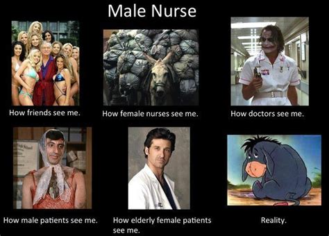 Male Nurse Meme - 16 male nurse jokes of murses and men nursebuff